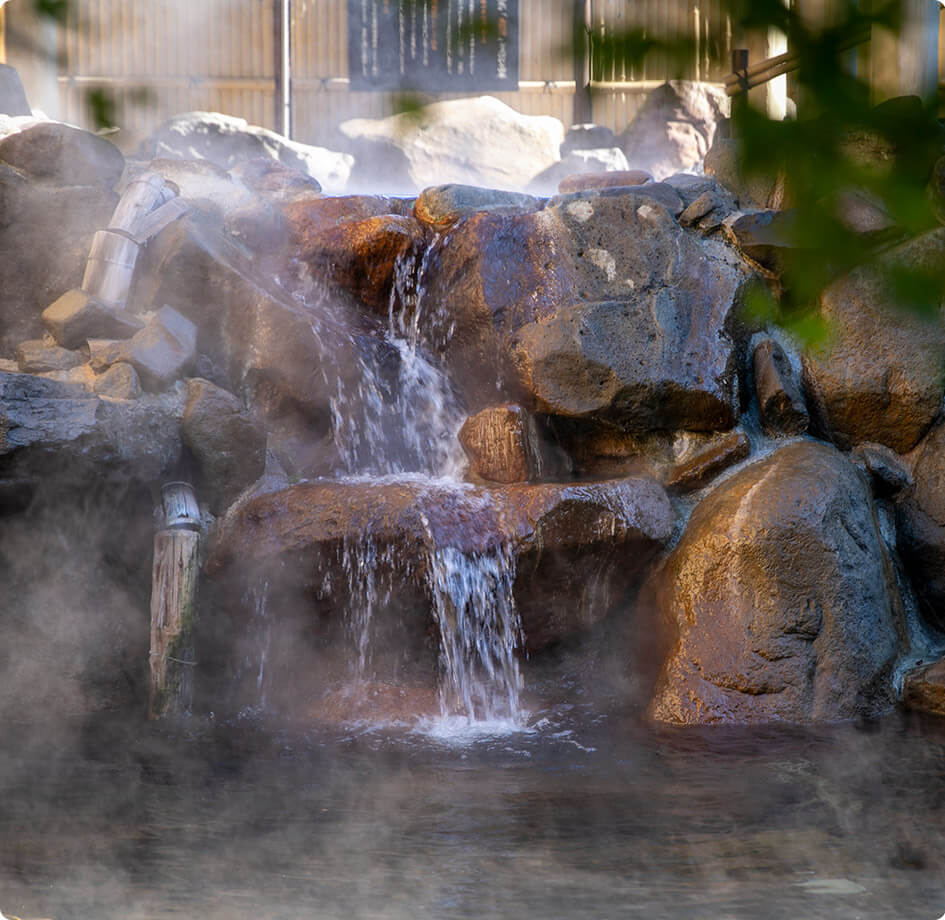 Aso no Yu (Hot water of Aso)