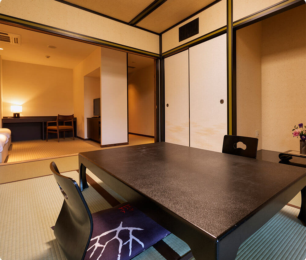 Japanese-Western style room Karin