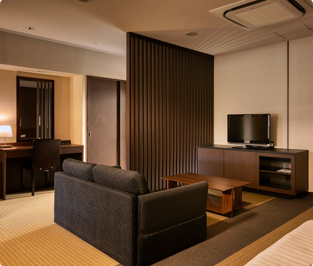 Japanese-Western style room Suzuran